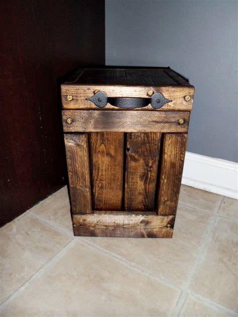toilet paper holder wood wood canisters toilet paper holder waste basket trash can