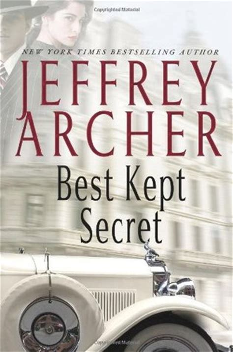other fiction best kept secret book three of the clifton best kept secret the clifton chronicles 3 by jeffrey