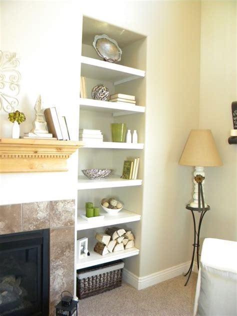 things to put on shelves in living room smart decorating living room shelves for additional options bookshelf decorating ideas diy