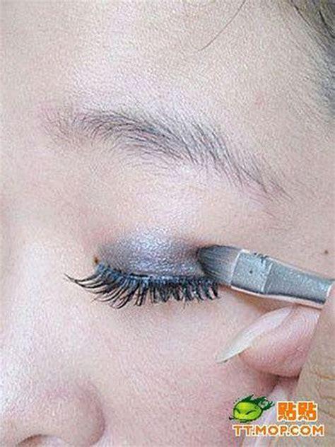 Eyeshadow Jadi Eyeliner makeup mata sepet jadi lebih besar miss honey daa