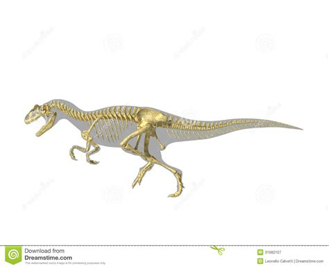 Poster Seventeen Dino 2 Unofficial Ready Stock Request Poster Chat allosaurus dinosaur silhouette with photo realistic skeleton stock illustration image 31682107