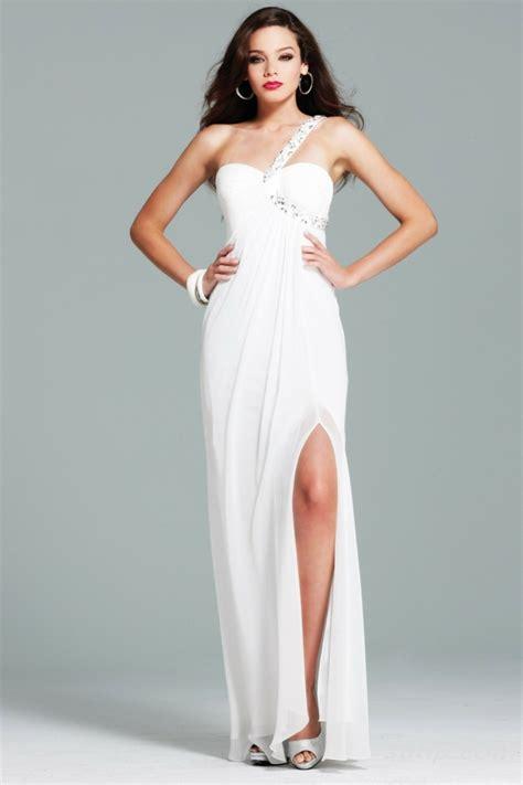lange hochzeitskleider brautkleid lang mit schlitz dein neuer kleiderfotoblog