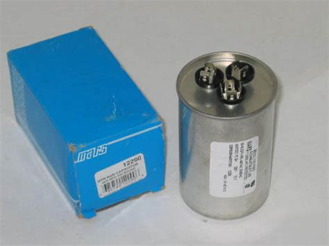 what does a capacitor do hvac new mars motor run 50 5uf 440vac capacitor hvac 12290