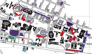 map of east carolina ecu cus map image search results