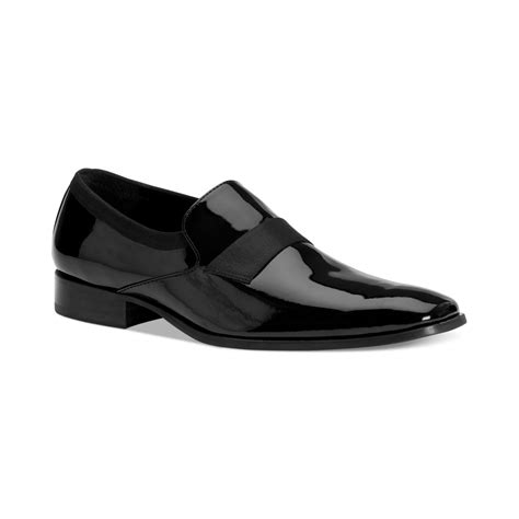 calvin klein loafers calvin klein guilford loafers in black for black