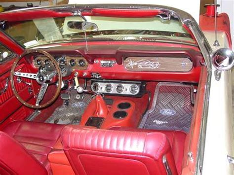 65 66 mustang custom under dash cool only a/c system for