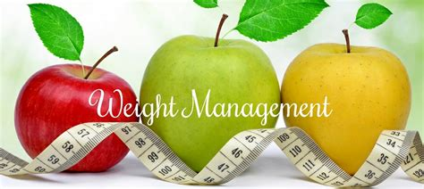 and weight management weight management