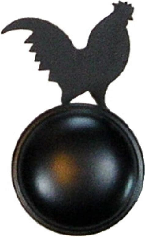 Rooster Knobs by Rooster Door Knob