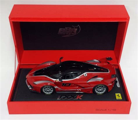 Diecast Mobil Hotwhell Isi 10 Pcs Limited cars bbr 1 18 fxx k 10 abu dhabi p18104
