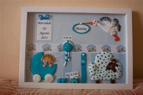 cornici nascita cornice nascita bambini accessori beb 232 di la bottega