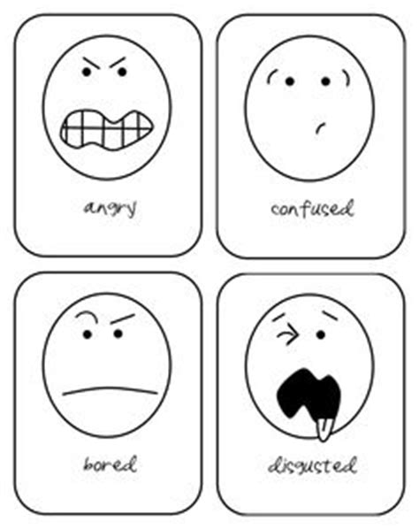 printable feelings flashcards for toddlers free printable emotion flash cards for your toddler