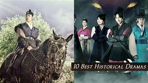 best historical ask k pop askkpop 10 best historical dramas