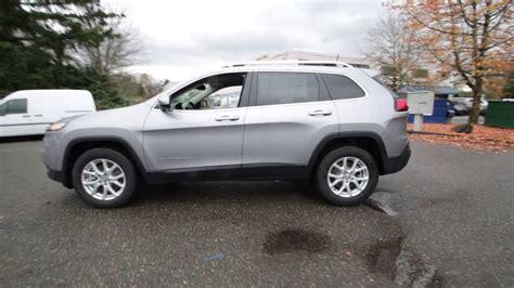 jeep billet silver metallic 2017 jeep latitude billet silver metallic