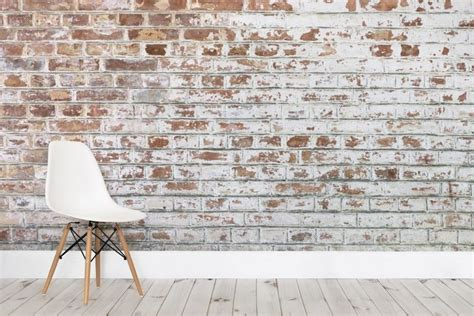 Keep Your Warm With Apowerbrick by Brick Wallpaper By Murals Wallpaper 187 Retail Design
