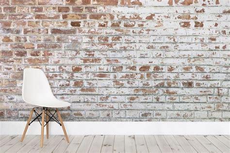 brick wall murals brick wallpaper by murals wallpaper 187 retail design