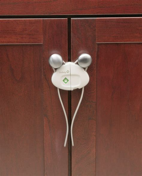 Safety 1st Securetech Cabinet Lock by Safety 1st Securetech Cabinet Lock 2 Pack Bubs N Grubs