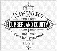 the history of cumberland county pa closson press cumberland county pa history 1879