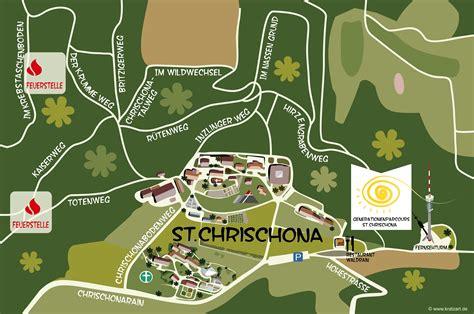 Feuerstellen Karte by Feuerstellen Auf St Chrischona Generationenparcours Ch