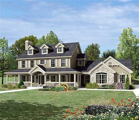 Just Two Fabulous Houses by Fabulous Countryside Home Plan 57153ha 2nd Floor