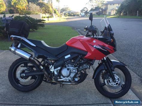 Suzuki Klr 650 Suzuki Dl650 V Strom For A Klr 650 Or Sell For Sale