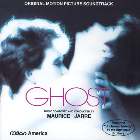 Film Ghost Music   film music site ghost soundtrack maurice jarre milan
