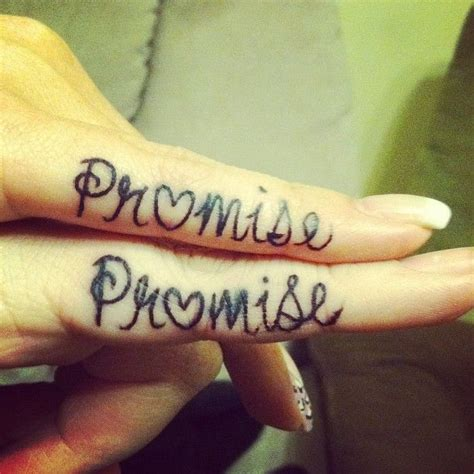 best friend finger tattoos 90 great best friend tattoos friendship inked in skin