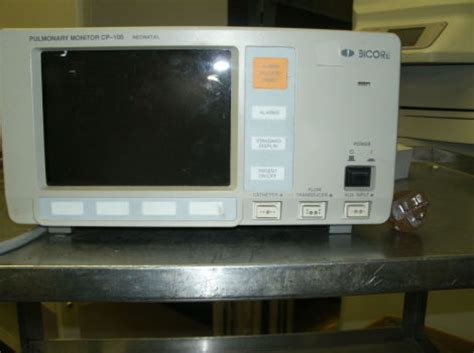 Sale Cp 7555a 100 used biochem bicore cp 100 monitor for sale dotmed listing 901480