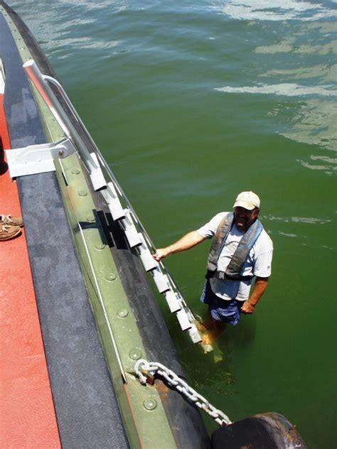 custom aluminum ladders atlantic aluminum marine