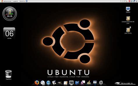 escritorio ubuntu mi escritorio con ubuntu 8 04 flickr photo