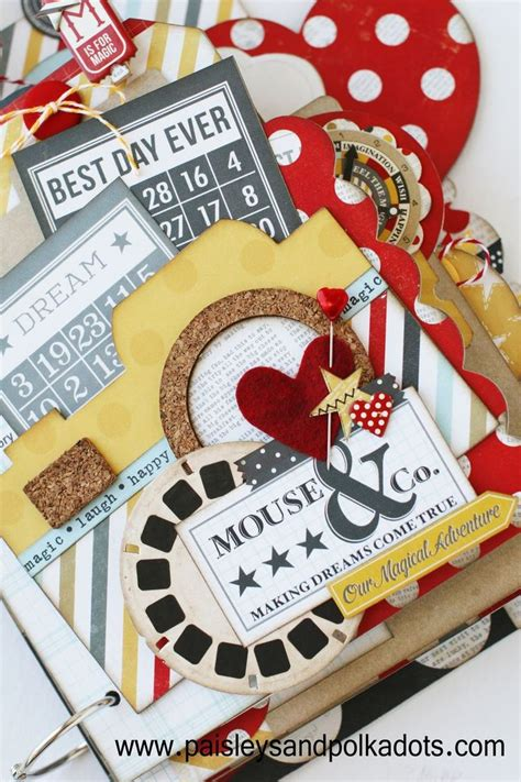 Disney Idea Book Scrapbooking And Crafting Ideas 913 best images about scrapbook ideas smash books on