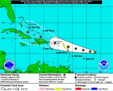 2015 projected path hurricane danny hurricane danny asun bookstore
