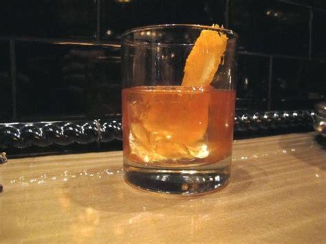 pioneer cocktail quot pioneer spirit quot fashioned cocktail recipe dishmaps
