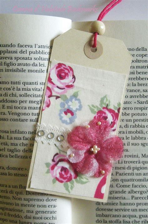 Bookmark Handmade Ideas - 184 best images about cool bookmarks on marque