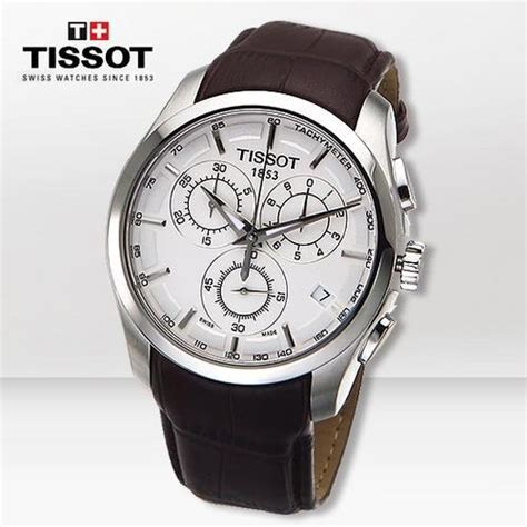 Swiss Army 031 Black List White s watches tissot couturier mens t035 617 16 031 00 stock clearance last one