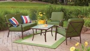 Outdoor Patio Furniture Cushions Walmart » Ideas Home Design