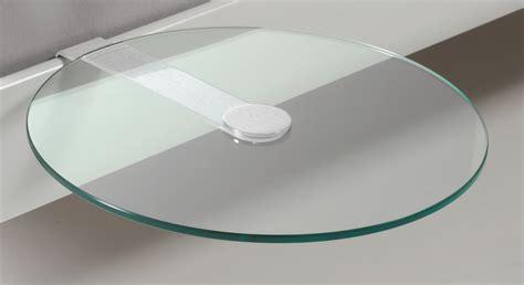 Nachttisch Am Bett by Nachttisch Aus Rundem Esg Glas Malaga Betten De