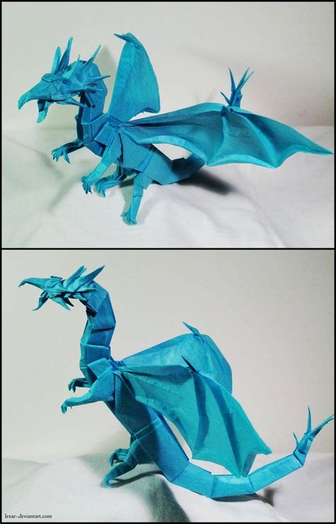 Origami Drache Faltanleitung by The 25 Best Origami Ideas On Paper