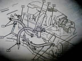 heater hose routing with aftermarket intake third