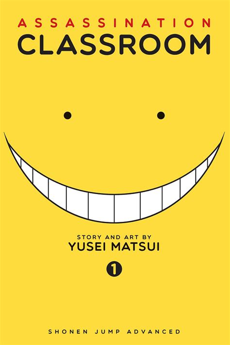 assassination classroom volume 1 review capsule computers
