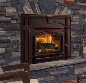 quadra wood burning fireplace inserts