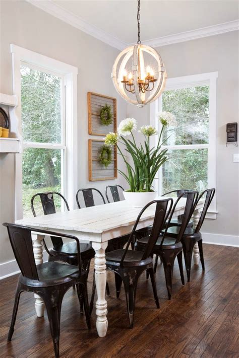 farmhouse dining set black collections