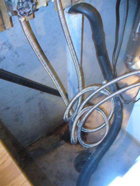 Replacing Galvanized Plumbing by Replacing Galvanized Steel Drain Pipe