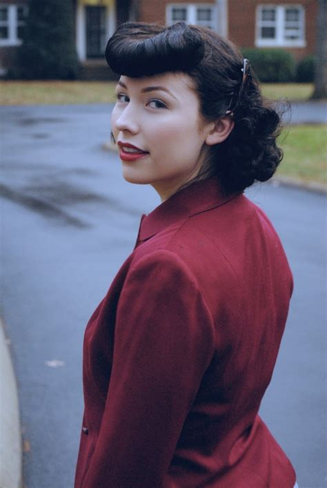 1950 short hairstyles for oval faces 27 retro hairstyle ideas for women inspirationseek com