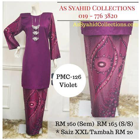 pattern baju berkaki baju kurung moden batik pucci pmc syaisya com