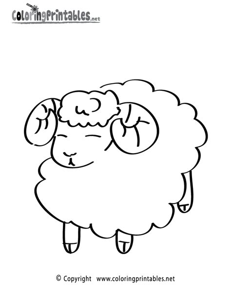 sheep coloring sheets new calendar template site