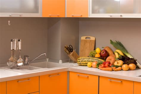 Ideas For On Top Of Kitchen Cabinets by Le Top 5 Des Couleurs Dans La Cuisine Trouver Des Id 233 Es