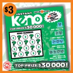 Instant Win Lotto - scratch off delivers 30 000 birthday surprise to clinton mom southern maryland news net