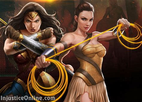 amazon wonder woman amazon wonder woman daily objectives event for injustice 2