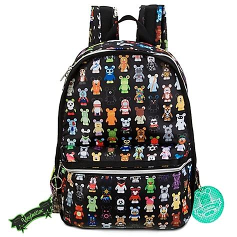 vinylmation backpack | backpacks, lunch tote and disney