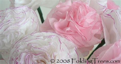 How To Make Carnations Out Of Tissue Paper - planetjune by june gilbank 187 tissue paper carnations